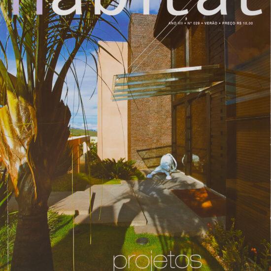 Revista Habitat - Sala Meditação